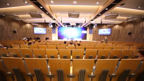 Hlavní konferenční sál v Ria Novosti