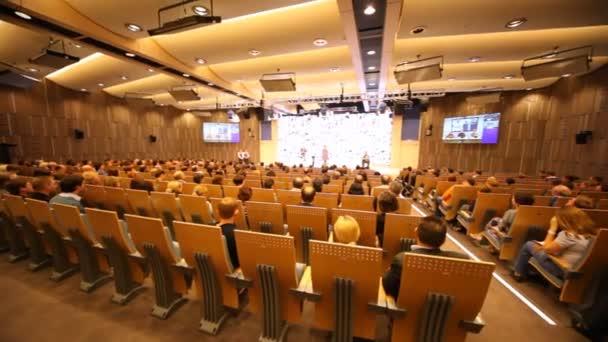 RIA Novosti staff receiving awards