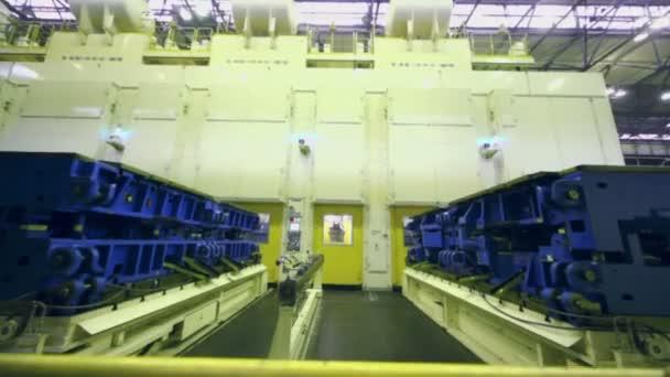 Průmyslové zařízení v továrně Avtovaz