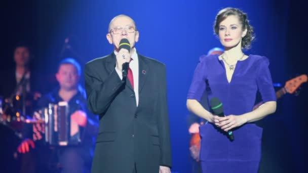 Valery Zolotukhin and Irina Lindt