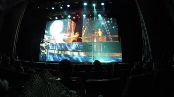 Herci v hudební show