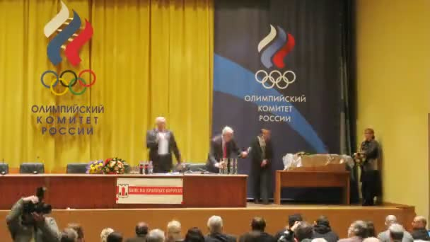 Russian Olympic committee awards