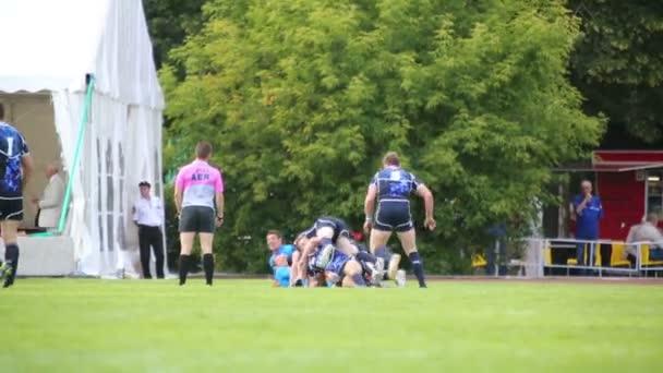 Moszkva részén Championship Rugby terén