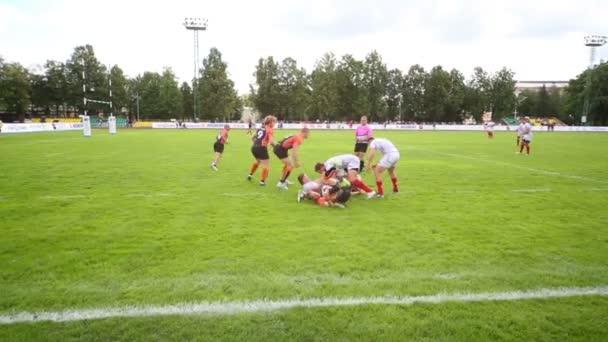 Mérkőzés Rugby-Európa-bajnokság