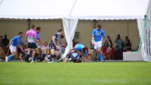 Videoperator forgatás jelentés Rugby-mérkőzés