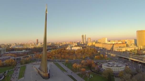 Obelisk dobyvatelé vesmíru