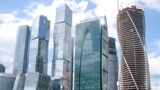 Panorama města Moskva