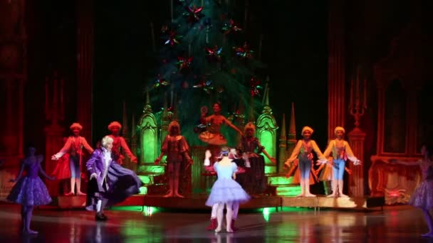 Characters of fairy Nutcracker