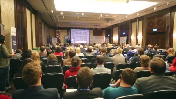Konferenz der führenden Vertreter der Medienbranche