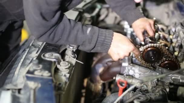 Opravy motorových vozidel