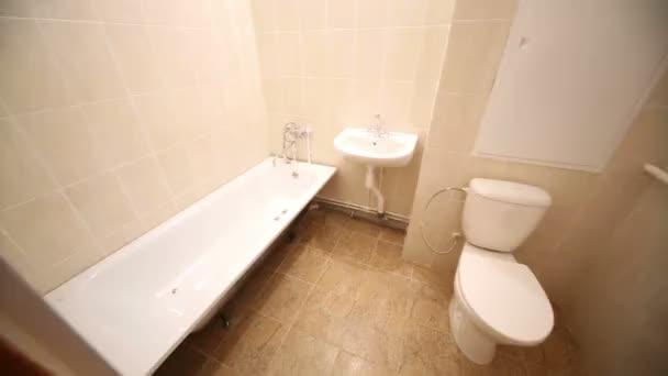 Plnohodnotná koupelna s vanou