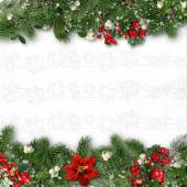 Fotografie Weihnachten-Grenze