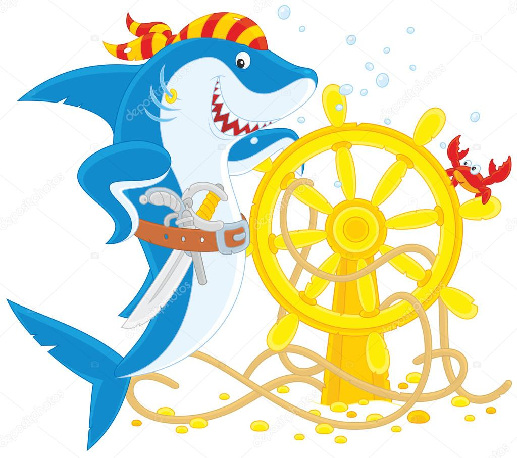 Пиратская акула