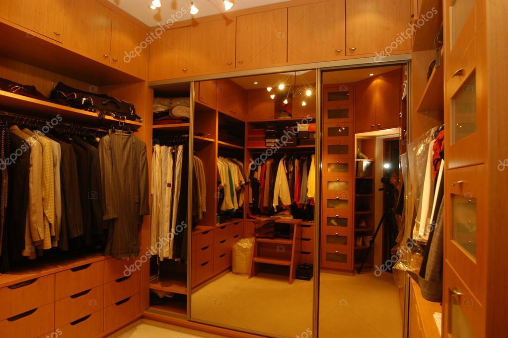 Moderne garderobe u2014 stockfoto © anele77 #65352577