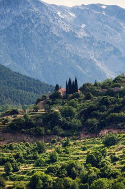 Landscape of Northern Greece