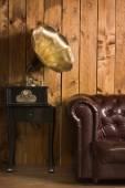 Klasický interiér s gramofon