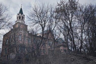 Old Hospital in Vladimir, Russian