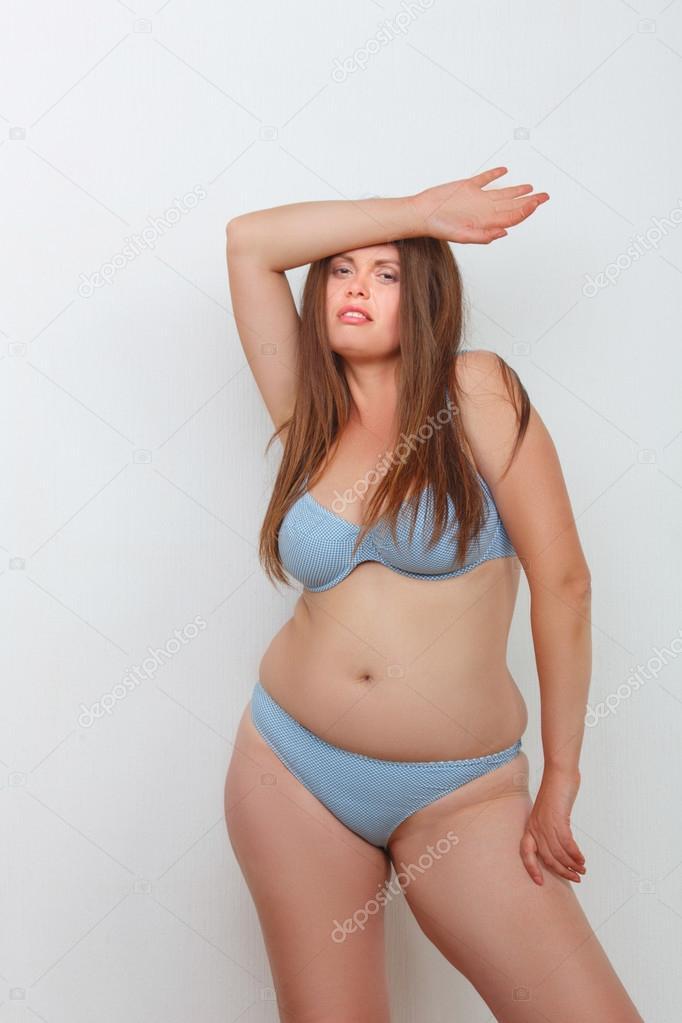 Zu dick fr Bikini? - Niemals! - helpsterde