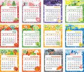 Návrh kalendáře 2016