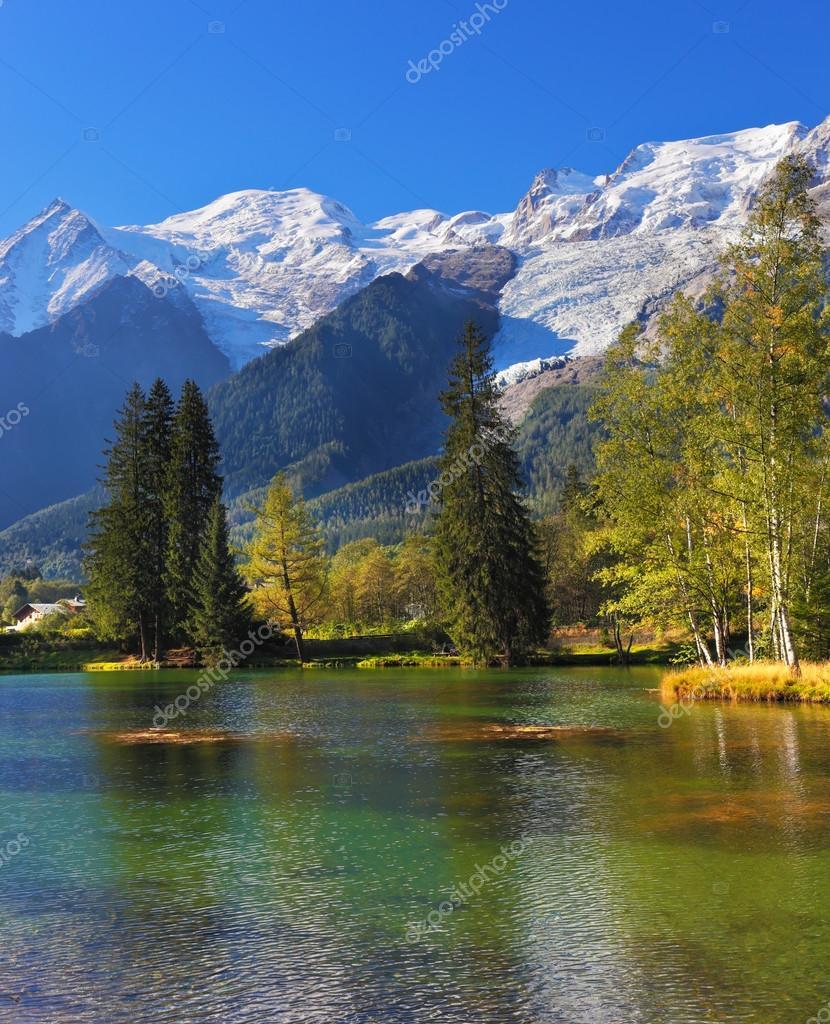 Park in Chamonix
