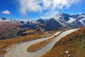 Osztrák Alpokban, a kora ősz