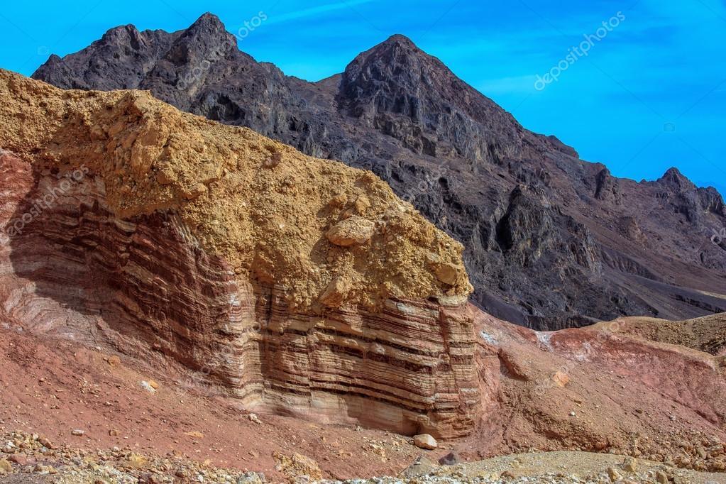 basalt mountain of King Solomon