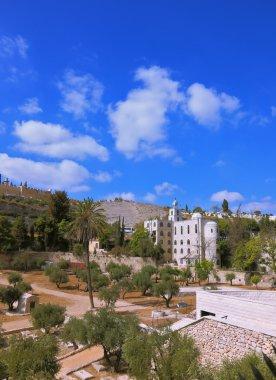 Christian monastery in Jerusalem