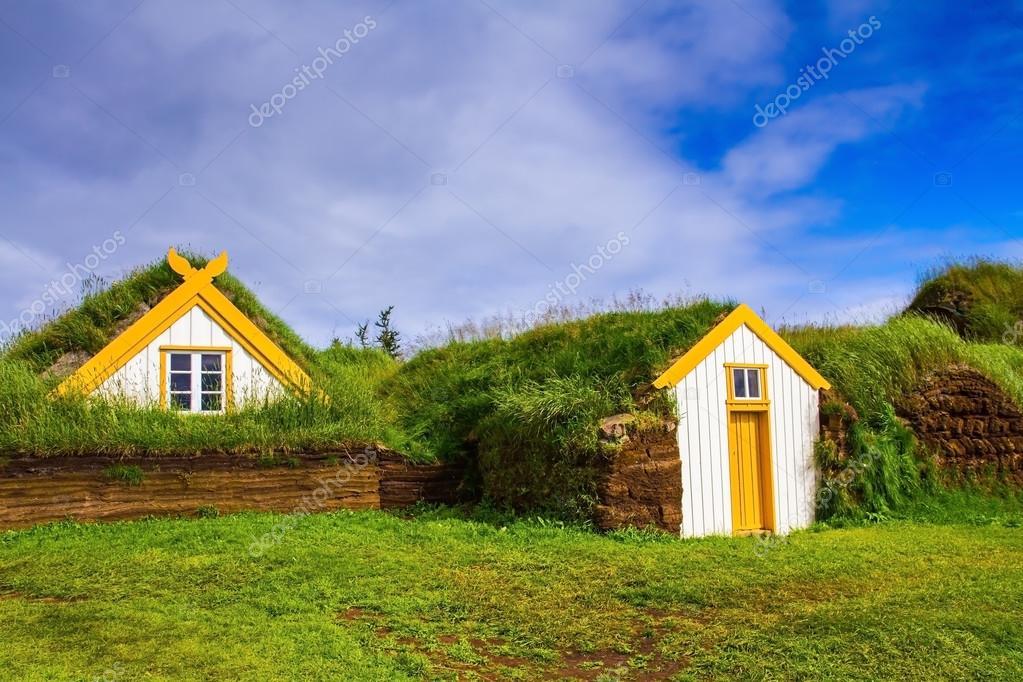 The village ancestors in Iceland