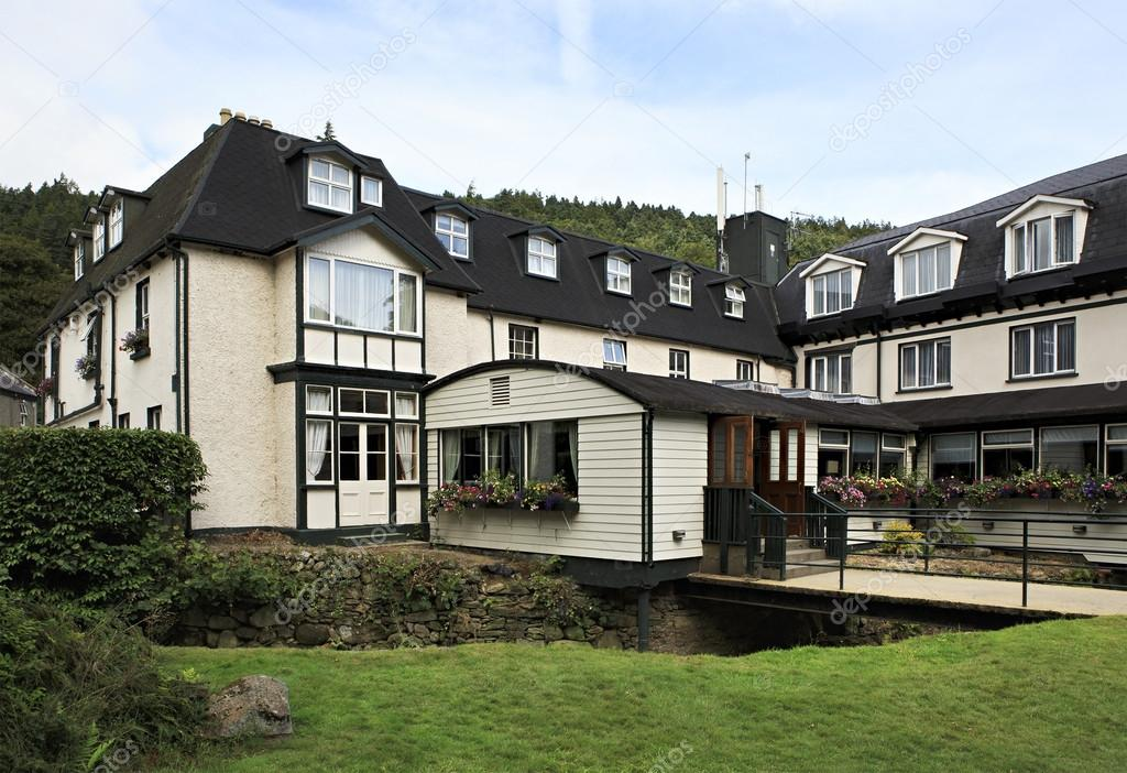 Hotel In Wicklow Mountains National Park Stock Photo 61456107