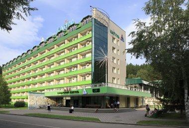 Sanatorium Katun in resort Belokurikha.
