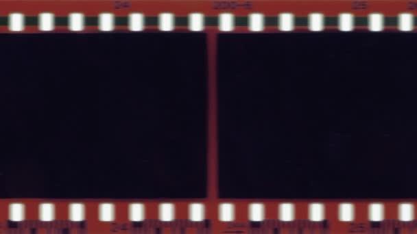 Reel film rewind 35mm film advancing.