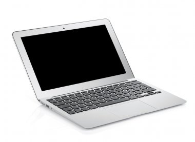 Netbook with blank screen