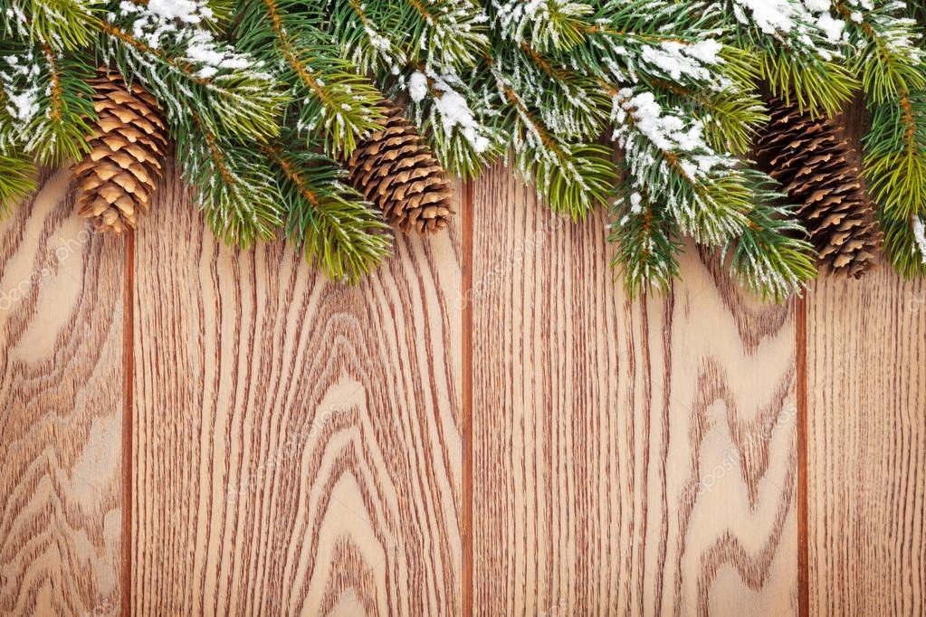 Weihnachten Schnee Tanne — Stockfoto © karandaev #90245106