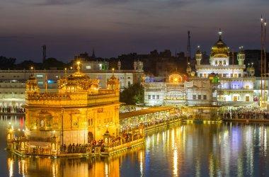 Golden Temple (Harmandir Sahib) in Amritsar