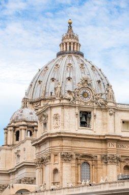 Saint Peter Basilica in Vatican