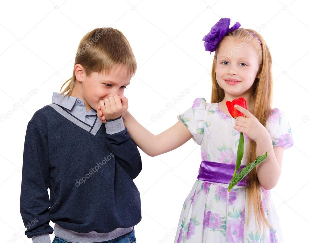 datazione di una ragazza bianca