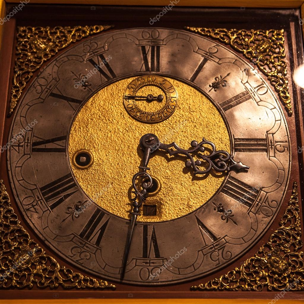 Vintage clock on the wall stock photo innervision 84495252 vintage clock on the wall stock photo 84495252 amipublicfo Gallery