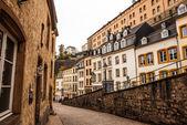 Tradiční architektura v Lucembursku