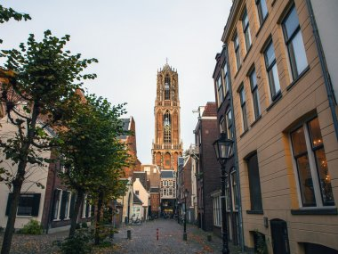Ancient European church