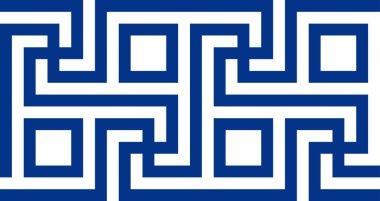 Ancient Greek motif.