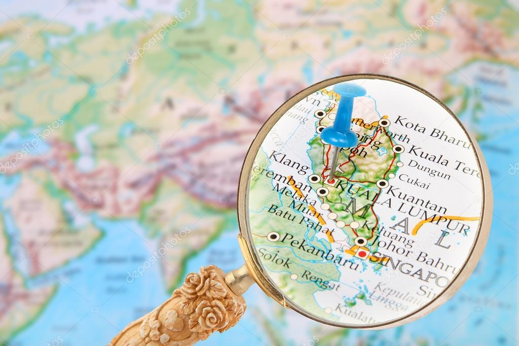 Carte Du Monde Kuala Lumpur.La Recherche Sur Kuala Lumpur Malaisie Photographie Gvictoria