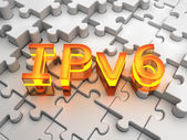 Fotografie ipv6 (Internet-Protokoll Version 6)