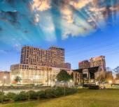 Fotografie Blick auf die Stadt New Orleans