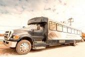 Fotografie Vozík na americké silnice