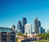 Moderní panorama města Londýn