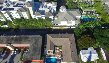 Homes of Fort Lauderdale, aerial view