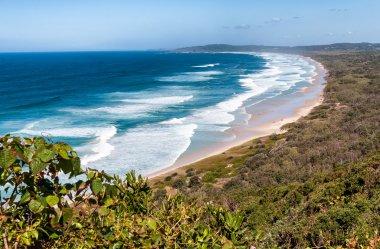 Gold Coast aerial view, Australia