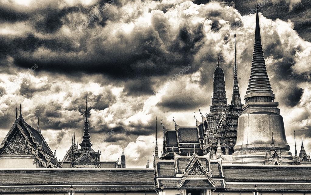 Beautiful temple of Bangkok, Thailand