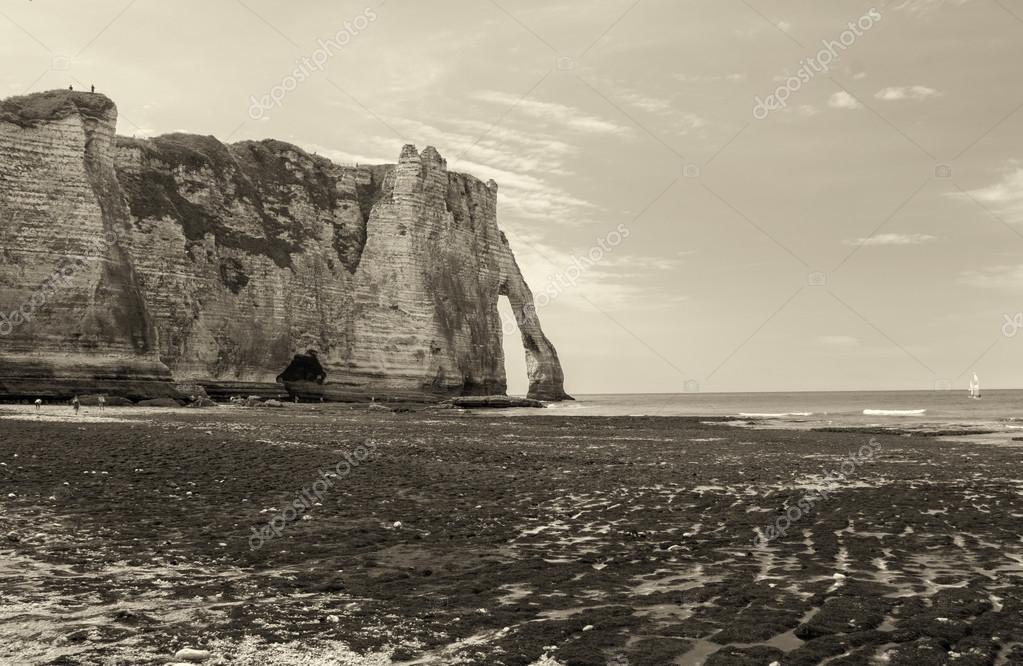 Фотообои Этрета,Нормандия