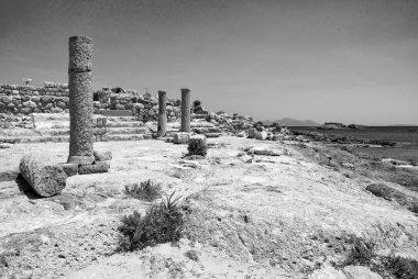 Ancient ruins of Agio Stefanos